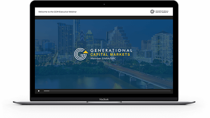 Generational Capital Markets Webinars