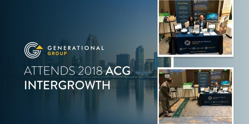 ACG Intergrowth 2018