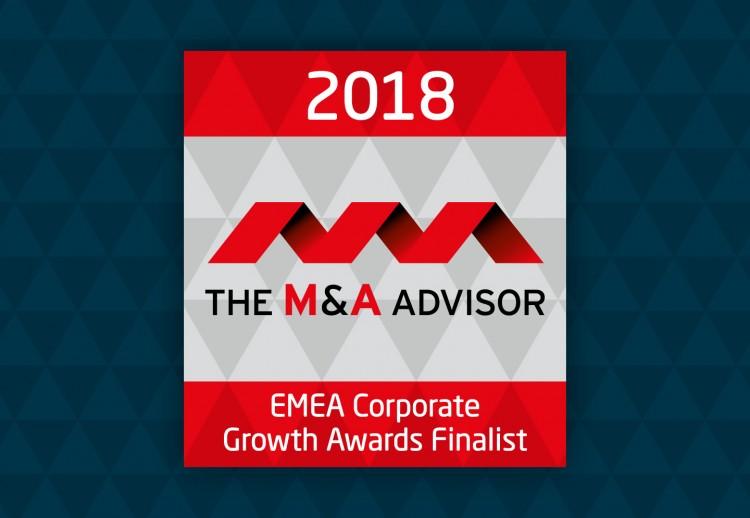 M&A Advisor EMEA Award