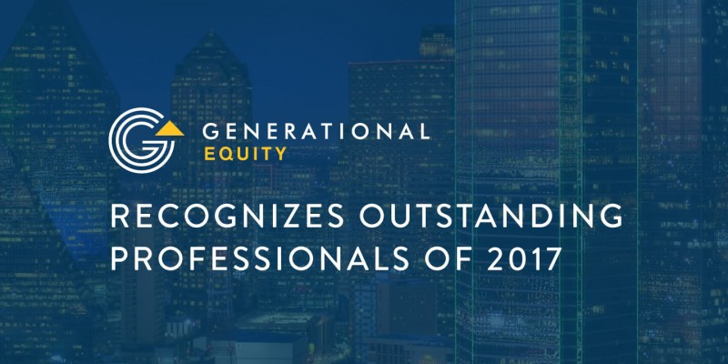Generational Equity Top Performers 2017