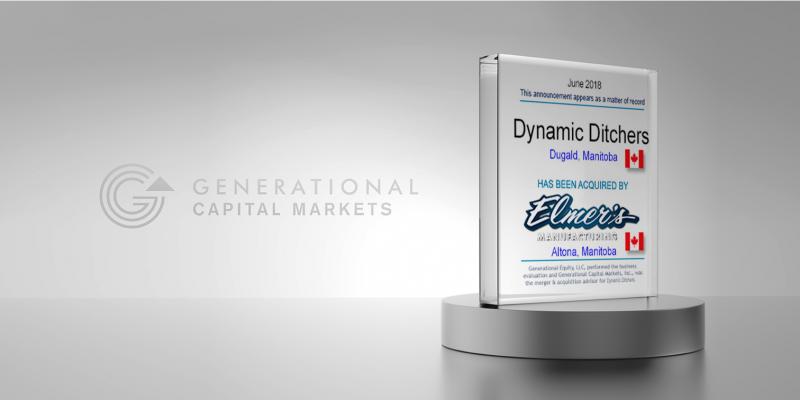 Dynamic Ditchers