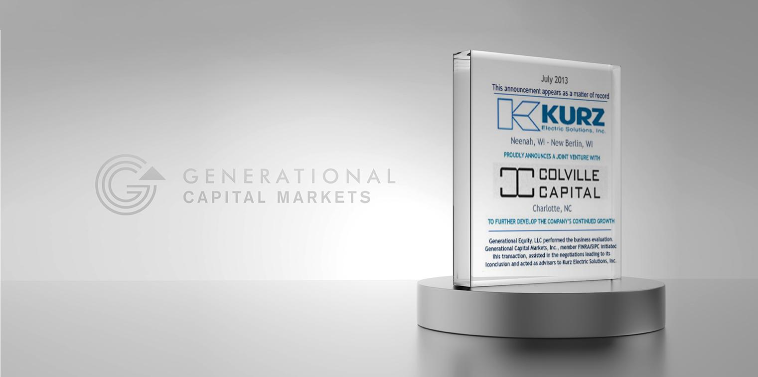 Kurz - Generational Capital Markets