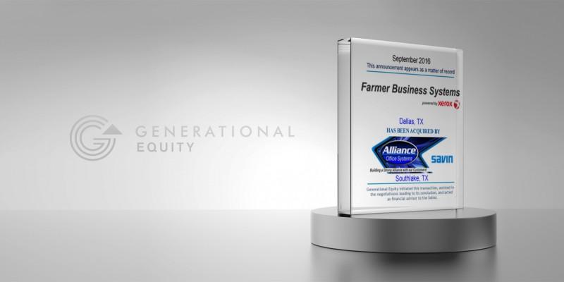 Farmer Business Systems