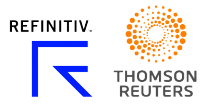 REFINITIV - THOMSON REUTERS award