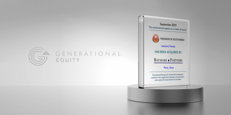 Presidium Network Services