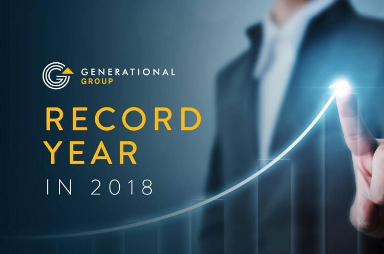 Generational Group Record 2018