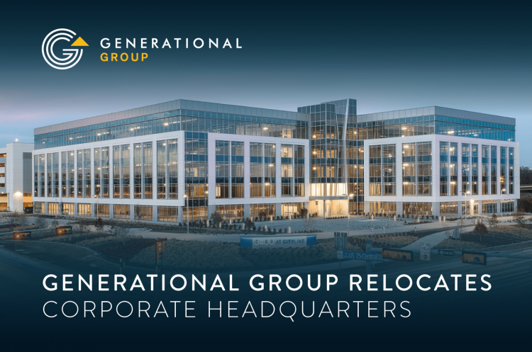 Generational Group Relocates Corporate Headquarters