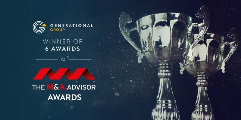 M&A Advisor Awards 2020