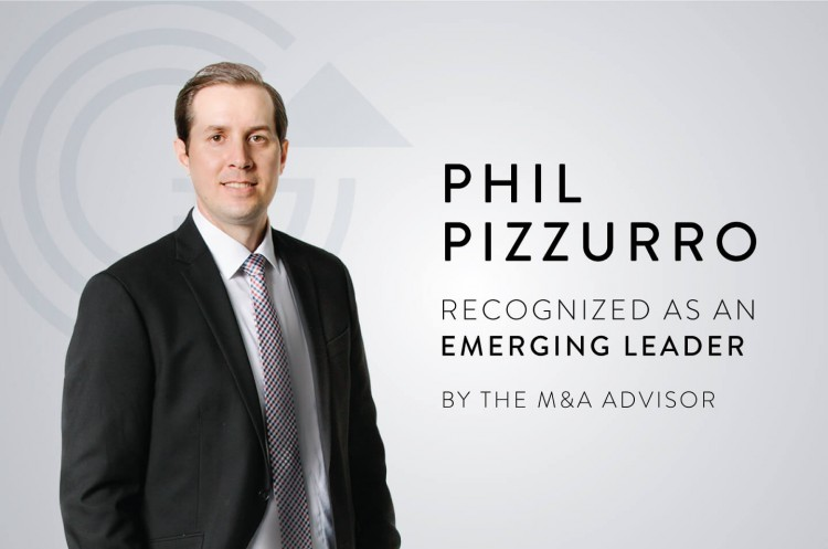 Phil Pizzurro Emerging Leader