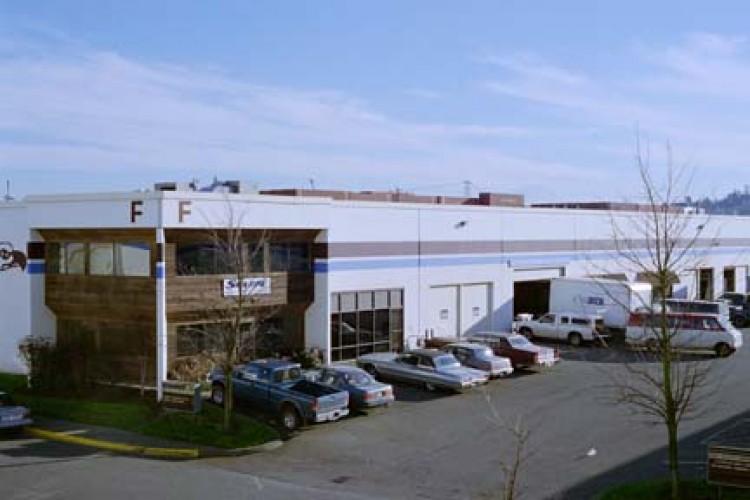 Sharpe Mixers Factory